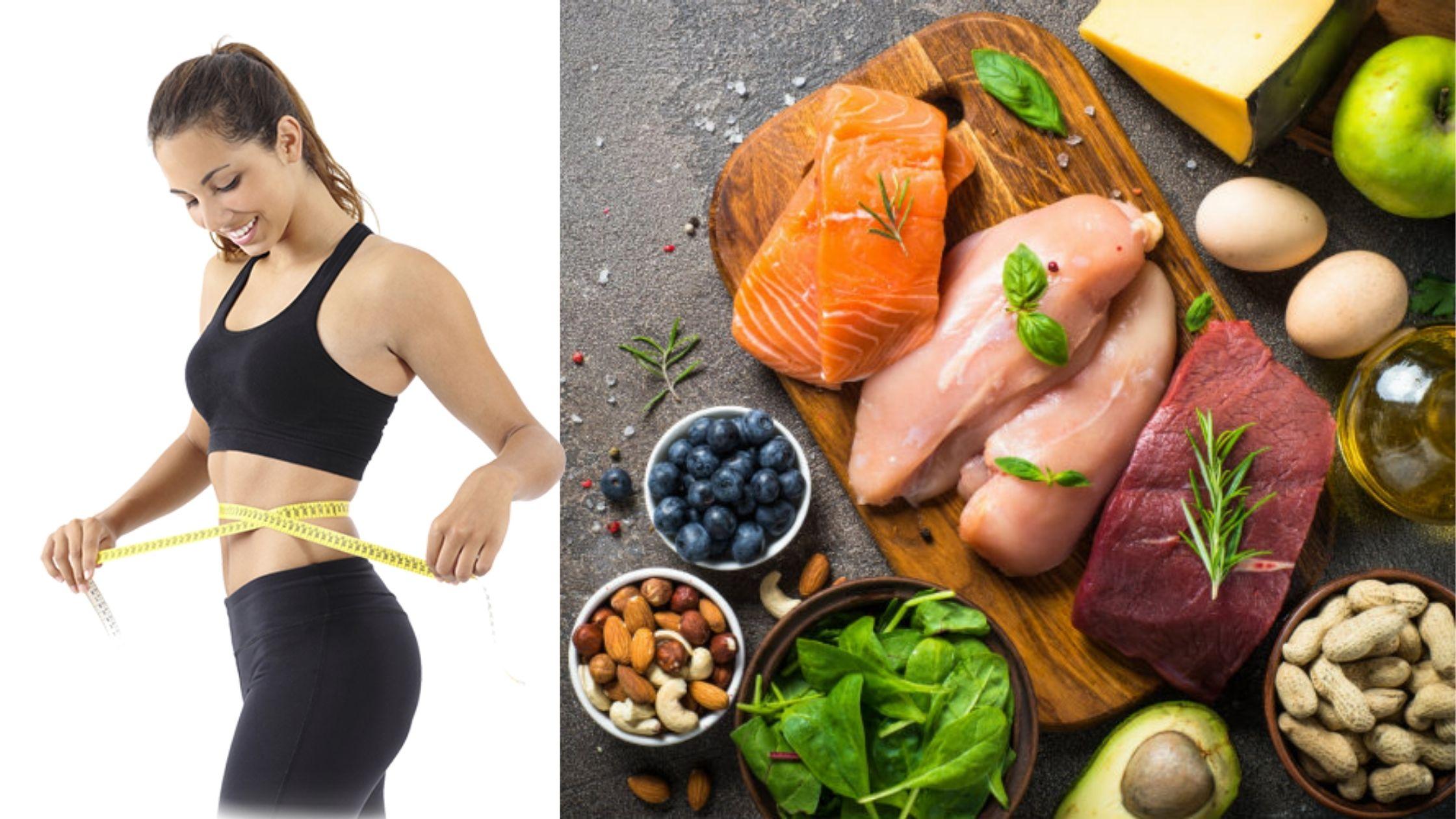 Ketogenic diet: sample menu to lose up to three kg per week