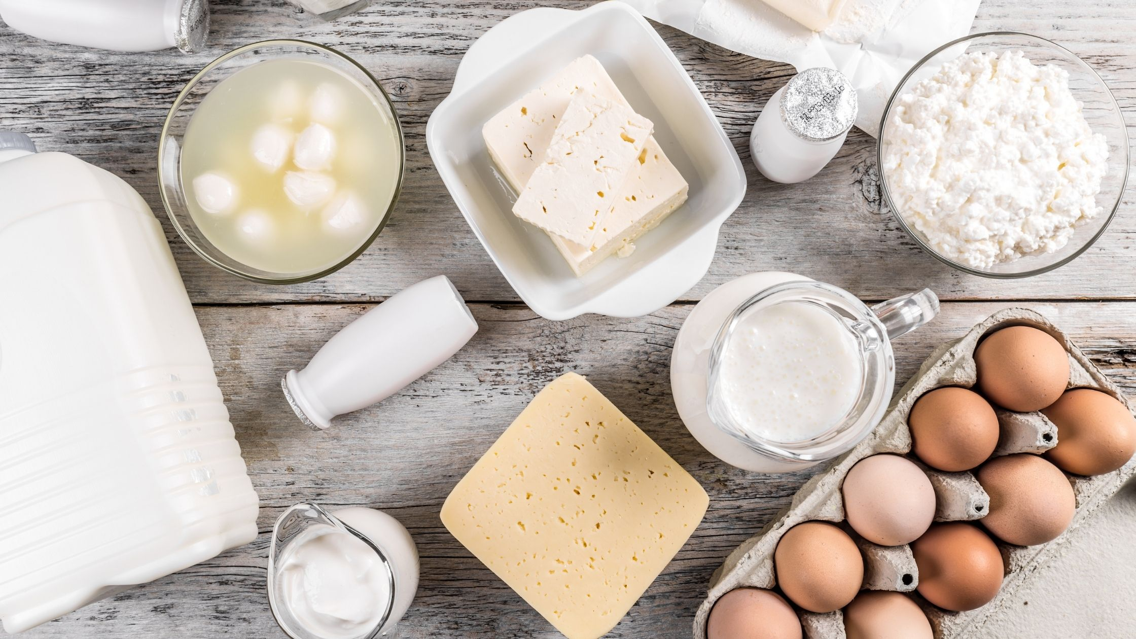 THE 5 BEST DAIRY PRODUCTS TO CONSUME WHEN ON KETO