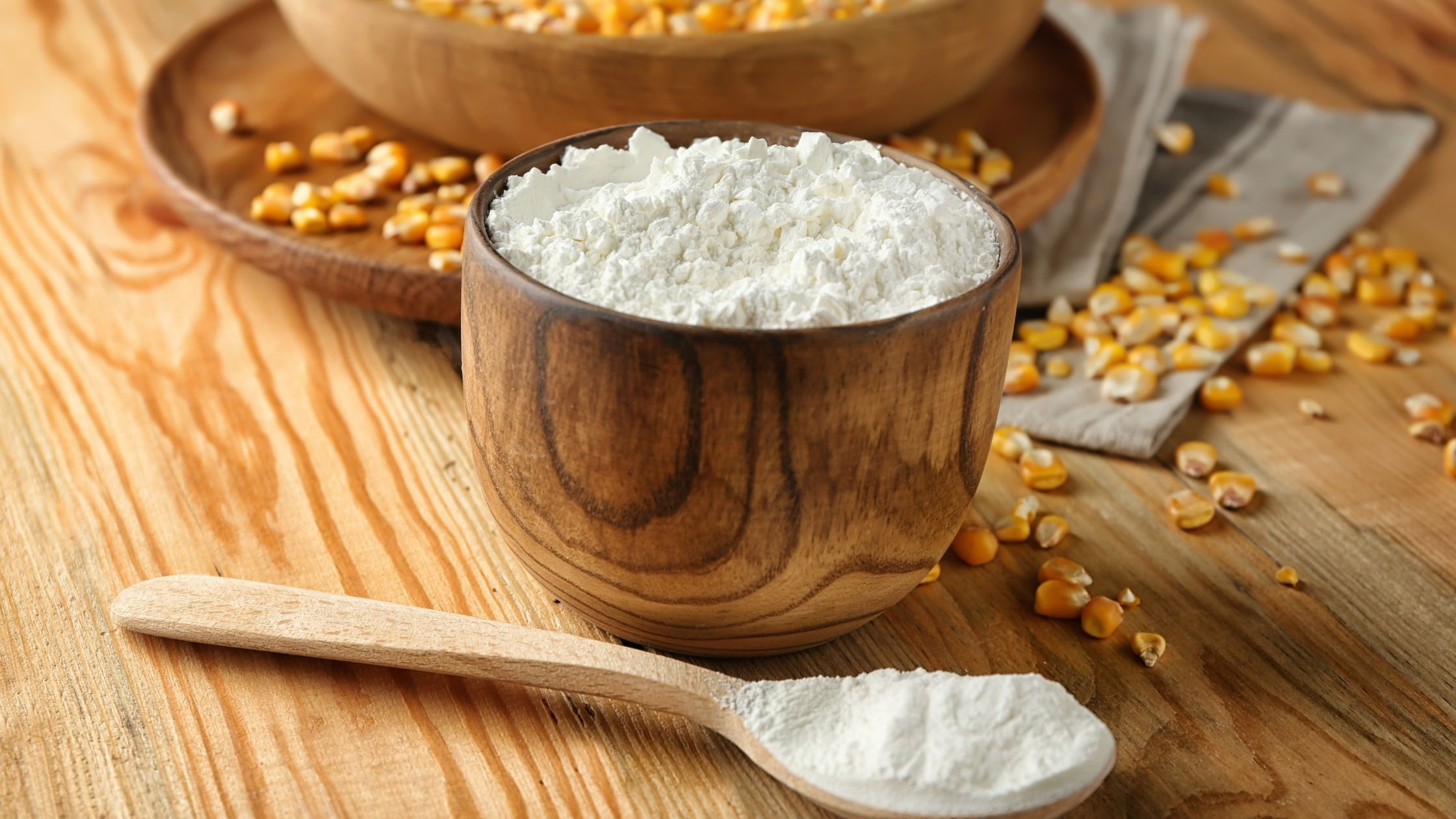 Can cornstarch be on the ketogenic diet