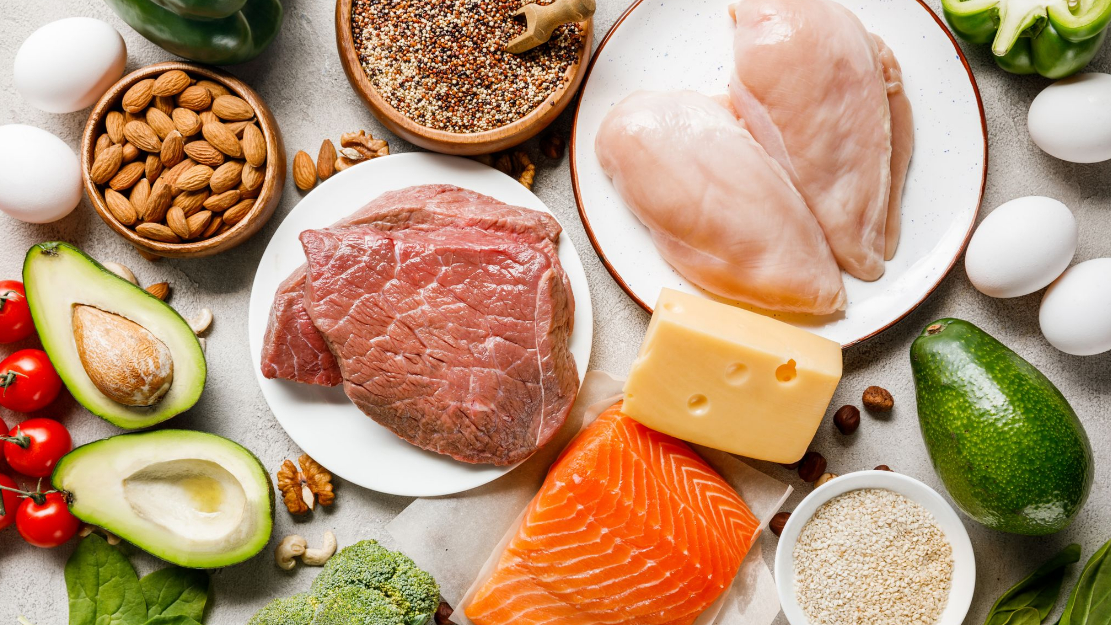 Cons and side effects of the keto diet