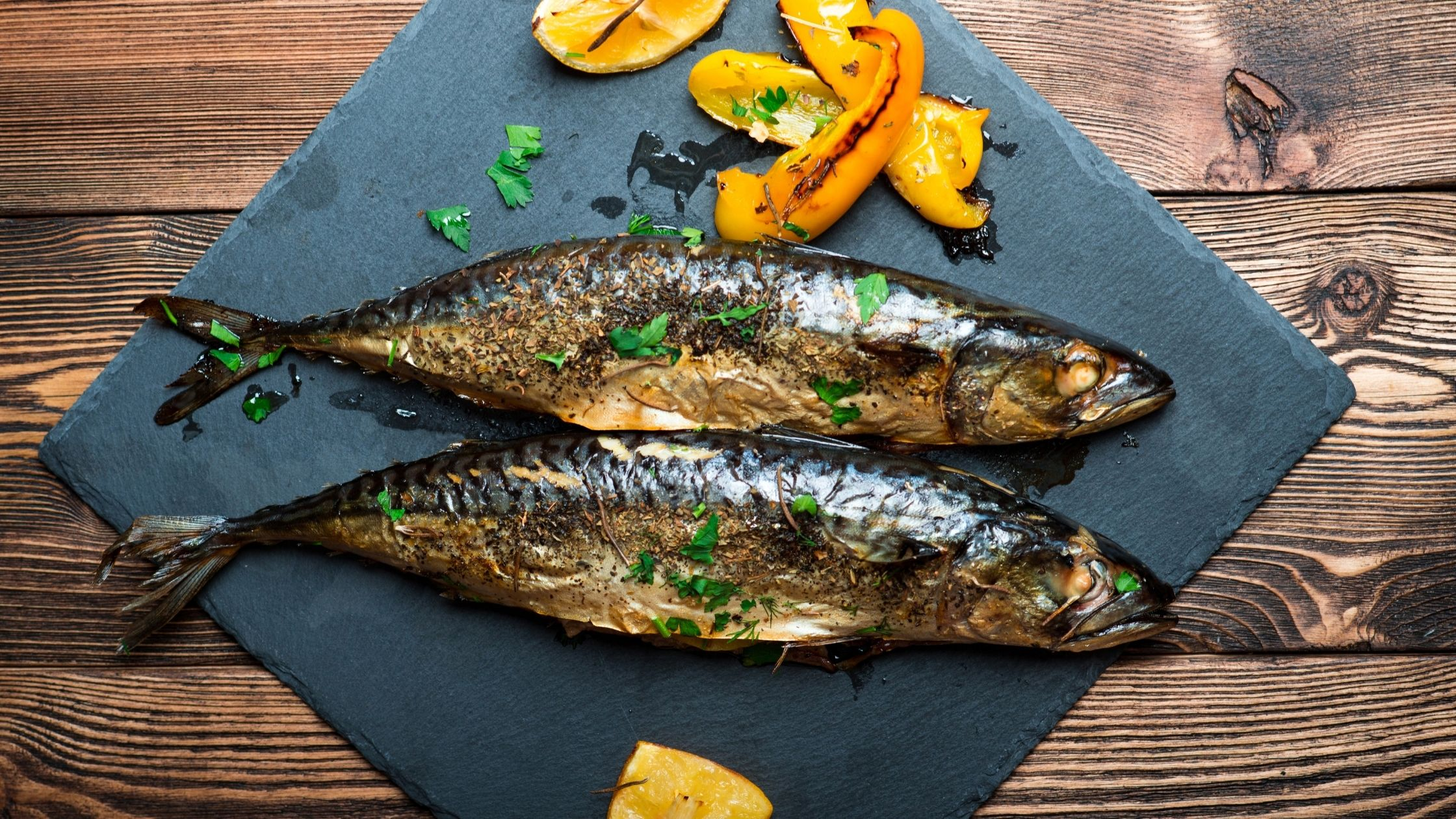 best keto fish - mackerel
