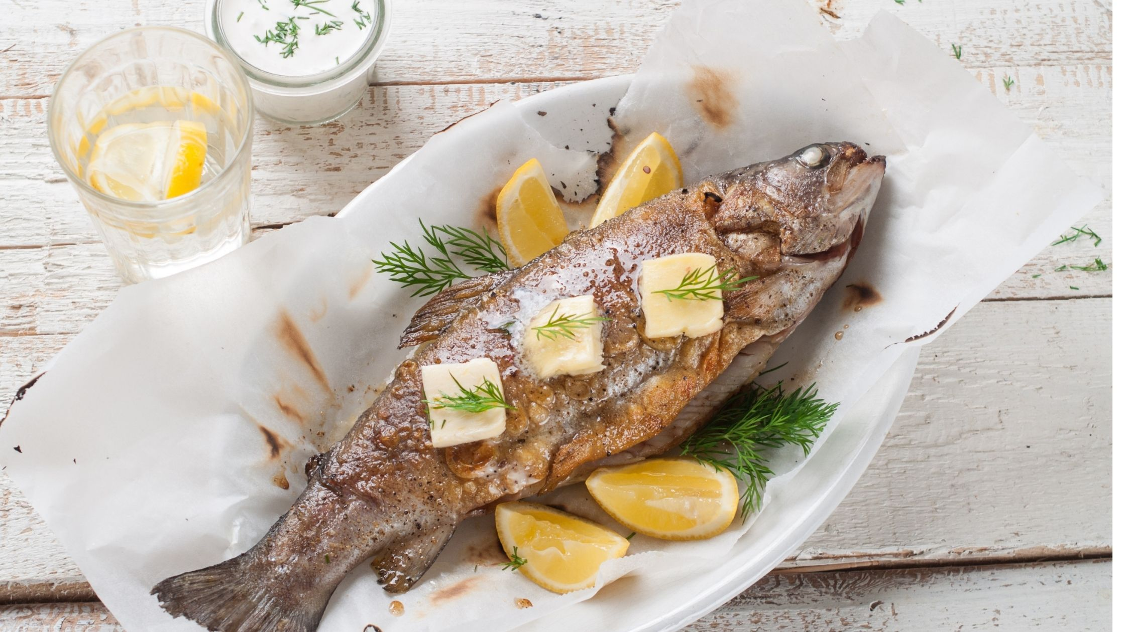 best keto fish - trout