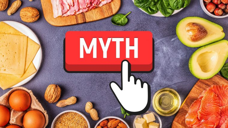 5 Myths About the Ketogenic Diet