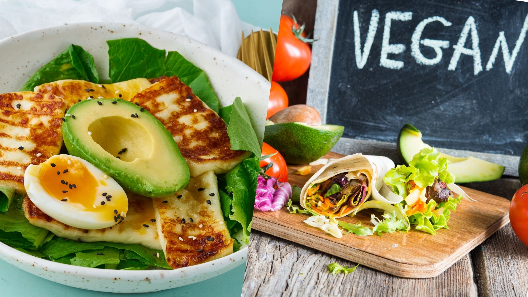 The Difference Between Keto Diet And Veganism