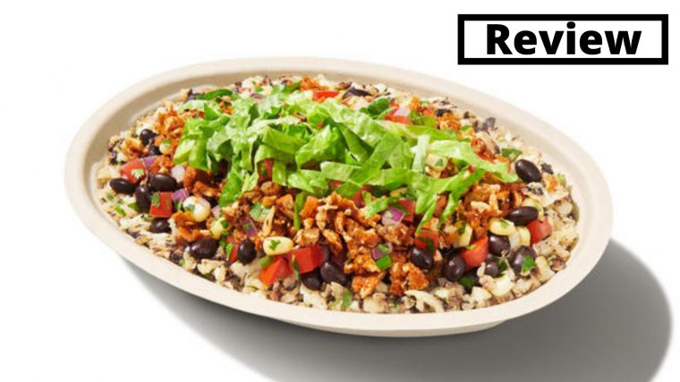 Chipotle Cauliflower Rice Review for Keto and Vegan